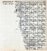 Brandrup Township, Wilkin County 1922